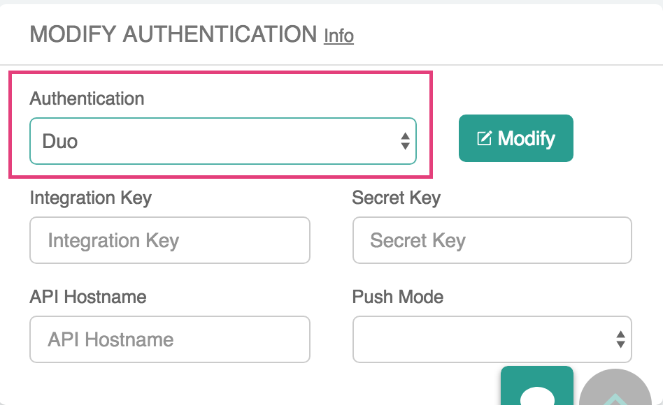 Duo Authentication — aviatrix_docs documentation