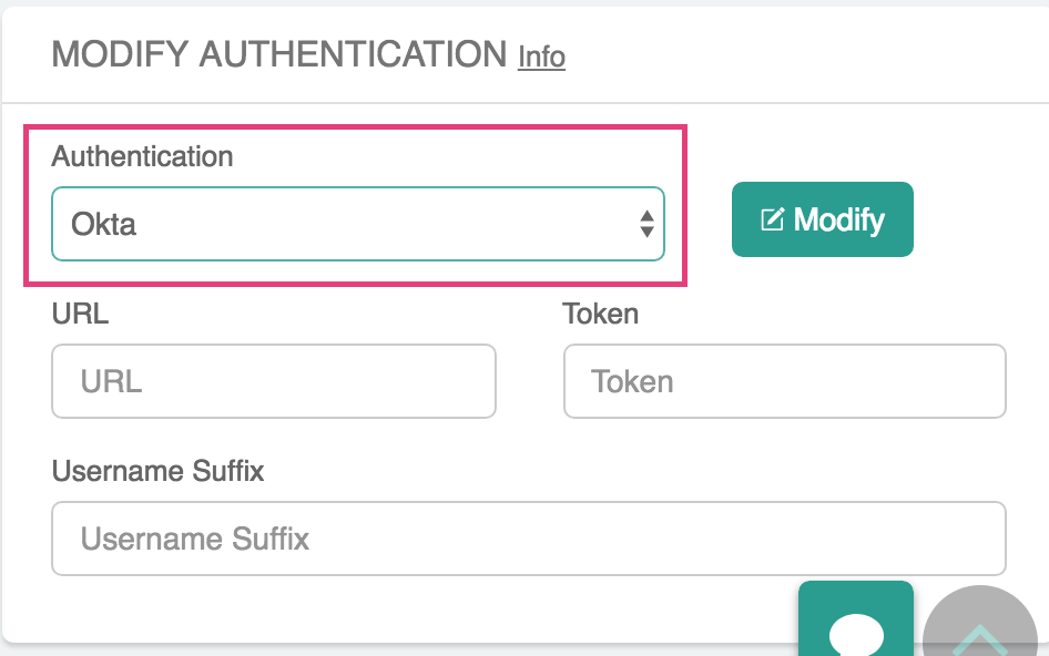 Okta Authentication with Okta API Token — aviatrix_docs documentation